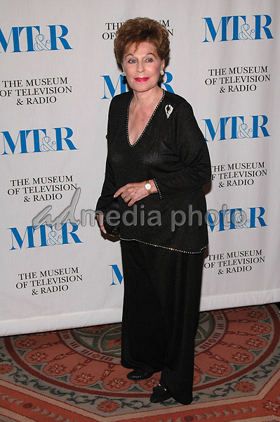 26 May 2005 - New York, New York - Roberta Peters arrives at The Museum of Television and Radio's Annual Gala where Merv Griffin is being honored for his award winning career in radio and television.<br />Photo Credit: Patti Ouderkirk/AdMedia