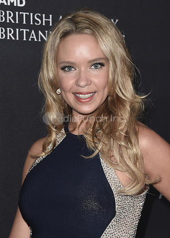 BEVERLY HILLS, CA - OCTOBER 28:  Karin Brauns at the 2016 BAFTA Los Angeles Britannia Awards at the Beverly Hilton Hotel on October 28, 2016 in Beverly Hills, California. Credit: MediaPunch