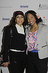Tamara Tunie & Jazmine Fenlator - 2014 Olympic bobsledder - Skating with the Stars - a benefit gala for Figure Skating in Harlem in its 17th year is celebrated with many US, World and Olympic Skaters honoring Michelle Kwan and Jeff Treedy on April 7, 2014 at Trump Rink, Central Park, New York City, New York. (Photo by Sue Coflin/Max Photos)