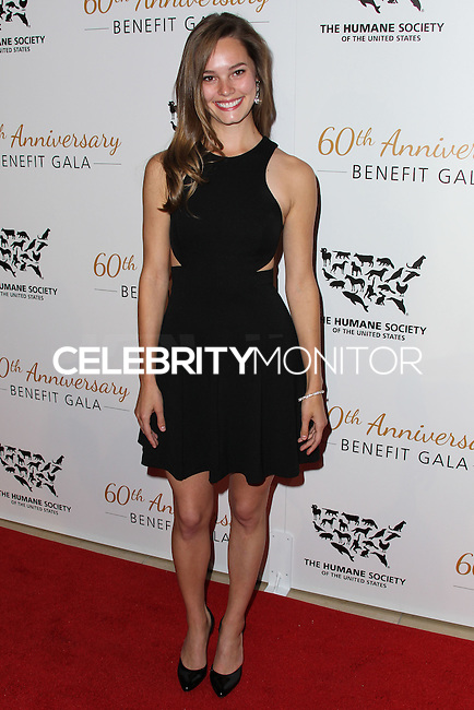 BEVERLY HILLS, CA, USA - MARCH 29: Bailey Noble at The Humane Society Of The United States 60th Anniversary Benefit Gala held at the Beverly Hilton Hotel on March 29, 2014 in Beverly Hills, California, United States. (Photo by Xavier Collin/Celebrity Monitor)