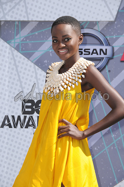 26 June 2016 - Los Angeles. Hamamat. Arrivals for the 2016 BET Awards held at the Microsoft Theater. Photo Credit: Birdie Thompson/AdMedia