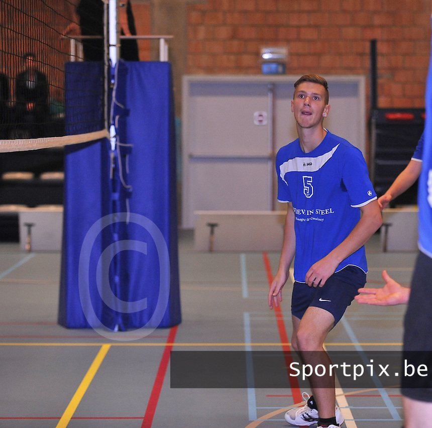 VC Beerlanders Beernem : Jef Neyrinck<br /> foto VDB / Bart Vandenbroucke