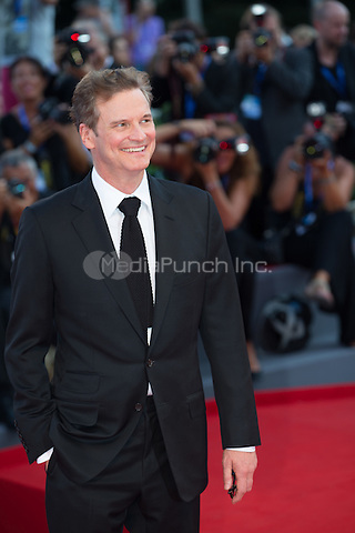 Colin Firth at the premiere of Nocturnal Animals at the 2016 Venice Film Festival.<br /> September 2, 2016  Venice, Italy<br /> CAP/KA<br /> &copy;Kristina Afanasyeva/Capital Pictures /MediaPunch ***NORTH AND SOUTH AMERICAS ONLY***