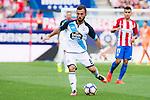Deportivo de la Coruña's player Emre Colak during a match of La Liga Santander at Vicente Calderon Stadium in Madrid. September 25, Spain. 2016. (ALTERPHOTOS/BorjaB.Hojas)