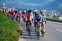 Picture by Alex Whitehead/SWpix.com - 28/09/2018 - Cycling - UCI 2018 Road World Championships - Innsbruck-Tirol, Austria - U23 Men's Road Race - Kenny Molly of Belgium