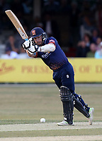 Adam Wheater in batting action for Essex during Essex Eagles vs Sussex Sharks, Vitality Blast T20 Cricket at The Cloudfm County Ground on 4th July 2018