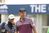 Padraig Harrington (IRL) on the practice green during Sunday's storm delayed Final Round 3 of the Andalucia Valderrama Masters 2018 hosted by the Sergio Foundation, held at Real Golf de Valderrama, Sotogrande, San Roque, Spain. 21st October 2018.<br /> Picture: Eoin Clarke | Golffile<br /> <br /> <br /> All photos usage must carry mandatory copyright credit (&copy; Golffile | Eoin Clarke)