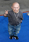 "Actor Verne Troyer arrives at the Los Angeles Premiere of ""The Love Guru"" on June 11, 2008 at Grauman's Chinese Theatre in Hollywood, California."