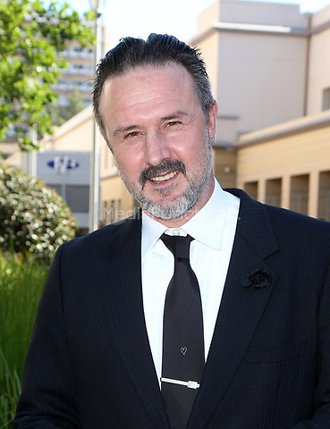 PASADENA, CA - April 30: David Arquette, At 44th Annual Daytime Emmy Awards Roaming At The Pasadena Civic Auditorium In California on April 30, 2017. Credit: FS/MediaPunch