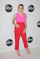 7 August 2018-  Beverly Hills, California - Meg Donnelly. Disney ABC Television Hosts TCA Summer Press Tour held at The Beverly Hilton Hotel. <br /> CAP/ADM/FS<br /> &copy;FS/ADM/Capital Pictures