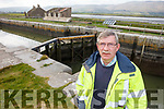Murty Quirke is keeping the family tradition going as he is keeper of the Lock Gates, following in the footsteps of his great-grandfather William Sayers.