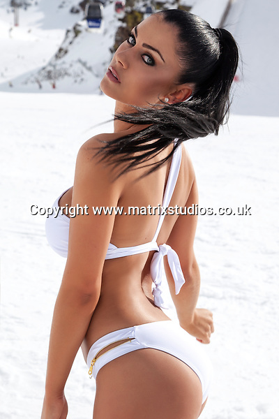 EXCLUSIVE PICTURE: MATRIXSTUDIOS.CO.UK<br /> PLEASE CREDIT ON ALL USES<br /> <br /> WORLD RIGHTS<br /> <br /> <br /> ***FEES TO BE AGREED BEFORE USE***<br /> <br /> Cally Jane Beech Love Island shoot<br /> <br /> Former Miss Great Britain Cally is starring in the current series of Love Island on ITV2<br /> <br /> REF: SDD 152035