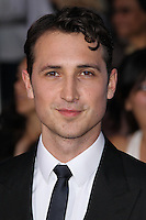 """WESTWOOD, LOS ANGELES, CA, USA - MARCH 18: Ben Lloyd-Hughes at the World Premiere Of Summit Entertainment's """"Divergent"""" held at the Regency Bruin Theatre on March 18, 2014 in Westwood, Los Angeles, California, United States. (Photo by Xavier Collin/Celebrity Monitor)"""