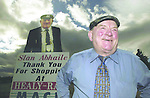 Jackie Healy-Rae pictured beside his welcoming sign in his home village of Kilgarvan,. Co. Kerry..Picture by Don MacMonagle Jackie Healy-Rae, TD from the book by Don MacMonagle entitled 'Jackie - Keeping Up Appearances' published in 2002.