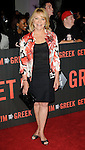 "LOS ANGELES, CA. - May 25: Stephanie Faracy arrives at the ""Get Him To The Greek"" Los Angeles Premiere at The Greek Theatre on May 25, 2010 in Los Angeles, California."