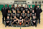 12-8-14, Huron High School boy's varsity basketball team