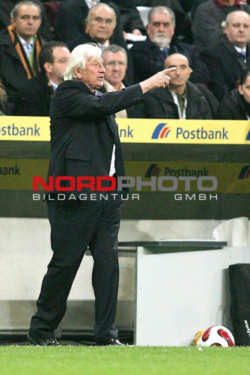 Qualifikation EM 2007 Gruppe: D - Deutschland (GER) vs. Tschechien (CZ). <br /> <br /> Trainer Karel Br&uuml;ckner / Brueckner (Tschechien).<br /> <br /> <br /> Foto &copy; nph (  nordphoto  )<br /> <br /> <br /> <br />  *** Local Caption ***