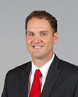 Joe Ashfield, a member of Stanford University Football team. Photo taken on  Wednesday June 26, 2013.
