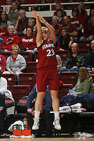 STANFORD, CA - JANUARY 30:  Jeanette Pohlen of the Stanford Cardinal during Stanford's 83-62 win over Arizona on January 30, 2010 at Maples Pavilion in Stanford, California.