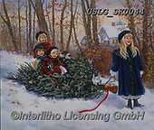 CHRISTMAS CHILDREN, WEIHNACHTEN KINDER, NAVIDAD NIÑOS, paintings+++++,USLGSK0044,#XK# ,Sandra Kock,victorian