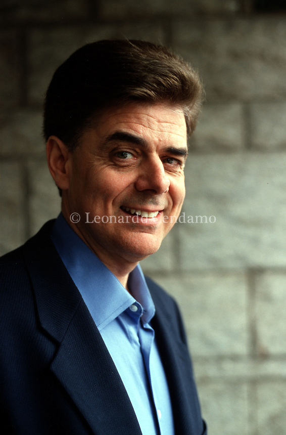 2001: MARK FISCHER, WRITER  © Leonardo Cendamo