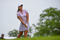 Maria Fassi (MEX) watches her tee shot on 3 during the round 2 of the KPMG Women's PGA Championship, Hazeltine National, Chaska, Minnesota, USA. 6/21/2019.<br /> Picture: Golffile | Ken Murray<br /> <br /> <br /> All photo usage must carry mandatory copyright credit (© Golffile | Ken Murray)