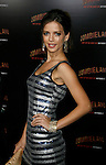 "HOLLYWOOD, CA. - September 23: Lorrena Torres arrives at the Los Angeles premiere of ""Zombieland"" at Grauman's Chinese Theatre on September 23, 2009 in Hollywood, California."