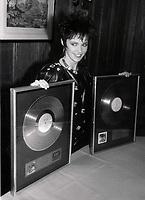 Sheila Easton 1984<br /> Photo By John Barrett-PHOTOlink.net / MediaPunch