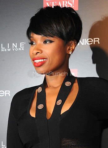 New York, NY-September 8: Jennifer Hudson attends Instyle 20th Anniversary Party on September 8, 2014 at Diamond Horseshoe at the Paramount Hotel in New York City.  Credit: John Palmer/MediaPunch