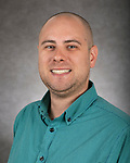 Tim Elliott, College of Liberal Arts and Social Sciences, Assistant Professor. (DePaul University/Jamie Moncrief)