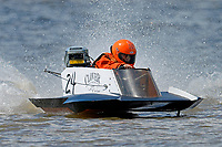 #24(J-Stock, Outboard Hydroplane)