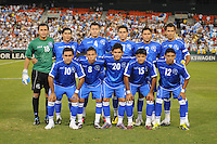 El Salvador vs Guatemala, September 7, 2010