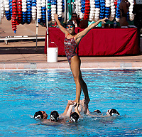 Stanford Synchro vs Wheaton, January 20, 2018