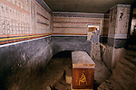 Tomb of Amenhotep II, Valley of the Kings, Egypt