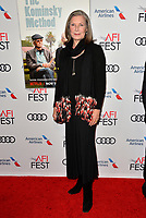 "LOS ANGELES, CA. November 10, 2018: Susan Sullivan at the AFI Fest 2018 world premiere of ""The Kominsky Method"" at the TCL Chinese Theatre.<br /> Picture: Paul Smith/Featureflash"