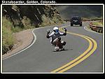 Skateboarding, rock climbing, paragliding, mountain biking.<br /> Lots happening on Lookout Mountain above Golden, Colorado.