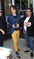 NEW YORK, NY August 30, 2017 Wyatt Oleff at Build  to talk  about new movie IT in New York August 30 2017.Credit:RW/MediaPunch