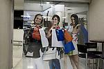 Shopping Aricanduva, Sao Paulo. 2017. Foto de Juca Martins.
