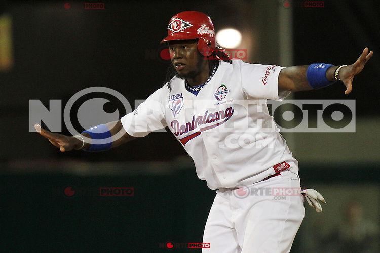 HERMOSILLO, Son. February 3, 2013. Hanley Ramirez of Republica Dominicana during the game of the Caribbean series of Baseball Hermosillo 2013 between  México vs República Dominicana held at the Sonora Stadium. / Hanley Ramírez de Republica Dominicana durante el juego de la Serie del Caribe de Beisbol, Hermosillo 2013 entre México y República Dominicana  celebrado en el Estadio Sonora. FOTO:GermanQuintana