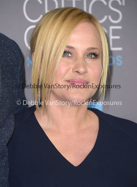 Patricia Arquette<br />  attends The 20th ANNUAL CRITICS' CHOICE AWARDS held at The Hollywood Palladium Theater  in Hollywood, California on January 15,2015                                                                               © 2015 Hollywood Press Agency