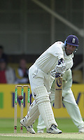 31/05/2002.Sport -Cricket - 2nd NPower Test -Second Day.England vs Sri Lanka.Graham Thorpe [Mandatory Credit Peter Spurrier:Intersport Images]