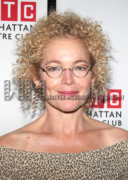 Amy Irving.attending the Opening Night Party for the MTC's Production of  'We Live Here' at the Beacon Restaurant in New York City.