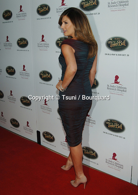 Daisy Fuentes -<br /> Runway For Life Benefiting the St Jude Children  Hospital at the Beverly Hilton Hotel In Los Angeles.