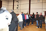 Ardee town Council count in the bohamien centre in Ardee..Pic: www.newsfile.ie