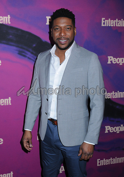 13 May 2019 - New York, New York - Jocko Sims at the Entertainment Weekly & People New York Upfronts Celebration at Union Park in Flat Iron. Photo Credit: LJ Fotos/AdMedia