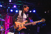 Living Colour performs at Brooklyn Bowl in Williamsburg, Brooklyn, New York on February 14, 2015.