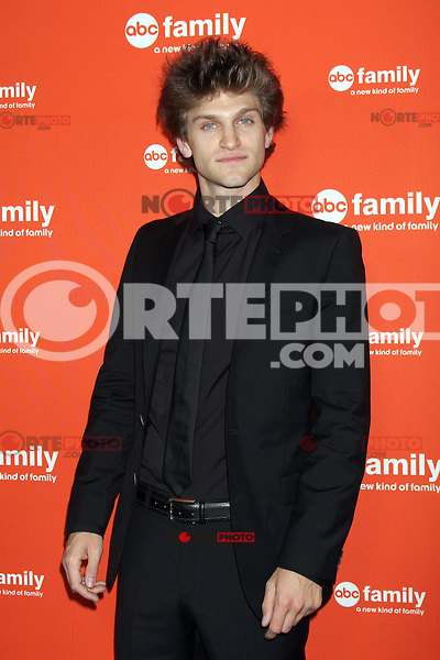 Keegan Allen at the ABC Family West Coast Upfronts party at The Sayers Club on May 1, 2012 in Hollywood, California. © mpi26/MediaPunch Inc.