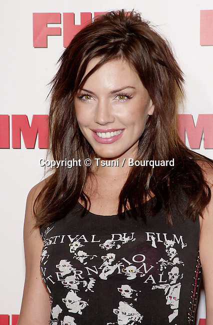 Krista Allen arriving at The magazine FHM salutes the 100 sexist women of the world at La Boheme cafe in Los Angeles 5/17/2001AllenKrista02.jpg