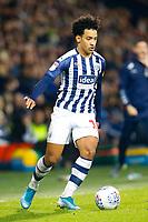 29th December 2019; The Hawthorns, West Bromwich, West Midlands, England; English Championship Football, West Bromwich Albion versus Middlesbrough; Matheus Pereira of West Bromwich Albion on the ball - Strictly Editorial Use Only. No use with unauthorized audio, video, data, fixture lists, club/league logos or 'live' services. Online in-match use limited to 120 images, no video emulation. No use in betting, games or single club/league/player publications