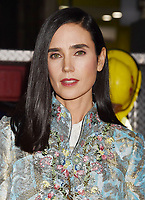 WESTWOOD, CA - OCTOBER 08: Actress Jennifer Connelly arrives at the Premiere Of Columbia Pictures' 'Only The Brave' at Regency Village Theatre on October 8, 2017 in Westwood, California.<br /> CAP/ROT/TM<br /> &copy;TM/ROT/Capital Pictures